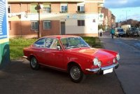 Seat 850 Coupe
