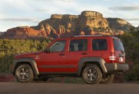 Jeep Liberty Renegade.
