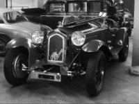 Maybach Zeppelin descapotable 1932