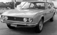 FIAT DINO COUPE 1967